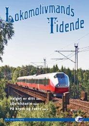 8 - Norsk Lokomotivmannsforbund