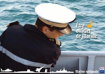 Être officier de Marine - Etremarin.fr