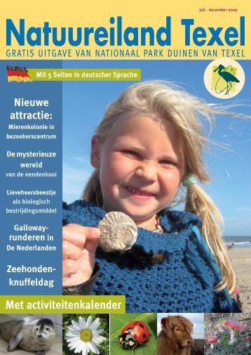 Zomer 2009 - Nationaal Park Duinen van Texel