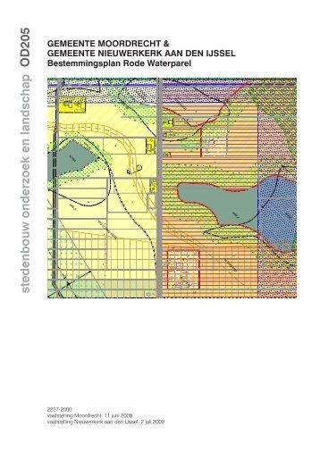 Toelichting Bestemmingsplan, deel 1 - Zuidplas