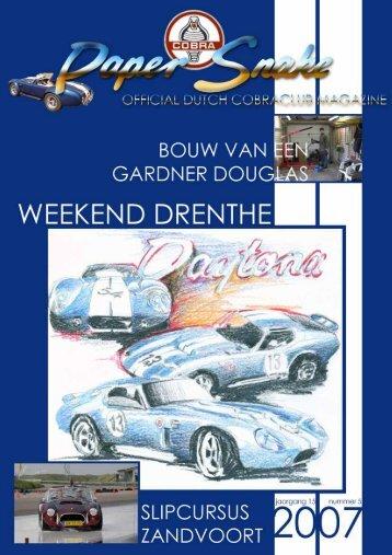 Paper Snake 5-2007 - Cobra Club Nederland