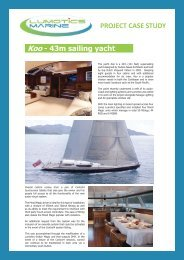 to view our case study - Lumotics Marine