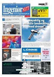 2012-11 IN web.pdf - Ingeniørnytt