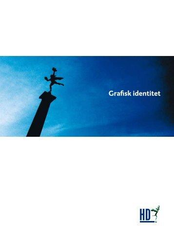 Grafisk identitet - Helsingborgs Dagblad