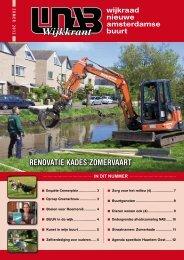Juli 2012 - Wijkraad Nieuwe Amsterdamse Buurt Haarlem