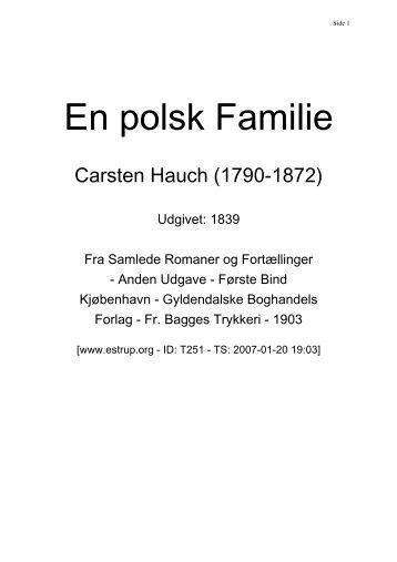 En polsk Familie
