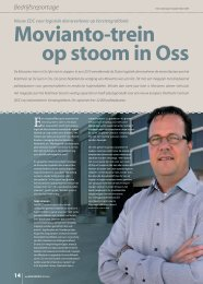 Bedrijfsreportage - Logistiek platform Oss