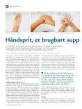 Håndsprit, et brugbart supplement til håndvask i skolen - Oplevelser ... - Page 2