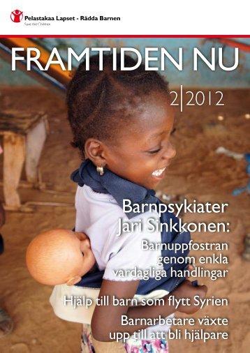 2 2012 - Pelastakaa Lapset ry
