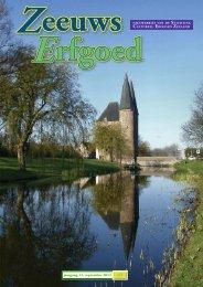 ZE-no4 DEC 2005 Q5B.qxd - Stichting Cultureel Erfgoed Zeeland