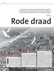 Nieuwe metrolijn plaatst de Nederlanders voor ... - Royal Haskoning