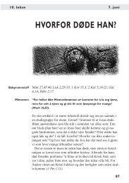 10 - Bibelstudier