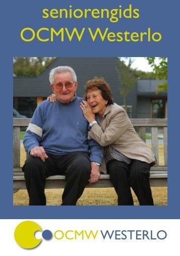 seniorengids OCMW Westerlo