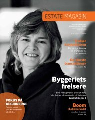 Byggeriets frelsere - Estate Media