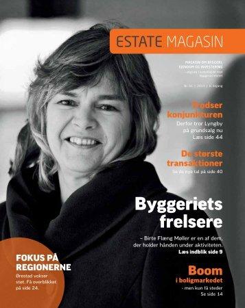 Byggeriets frelsere - Estate Media
