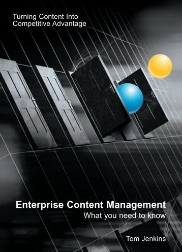 Enterprise Content Management - Index of