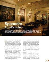 Article published in Uit De Verf, Volume 1 - at Ralston Colour ...
