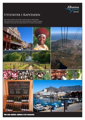 Utflykter i Kapstaden - Albatros Travel