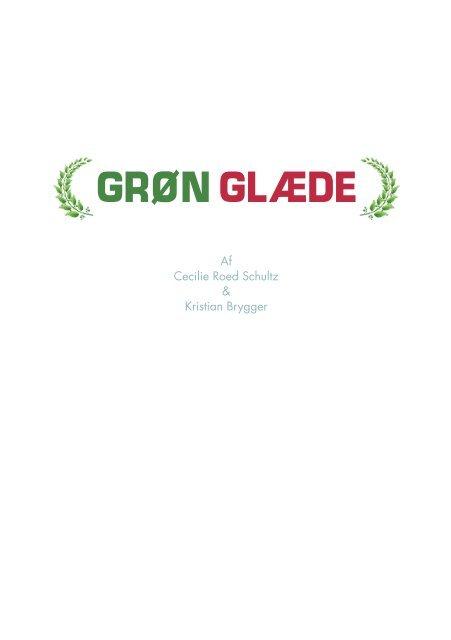 Download kogebogen Grøn Glæde - Anima
