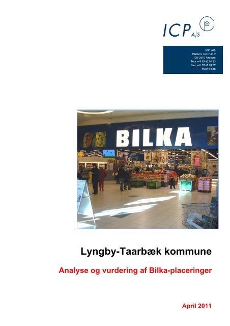 indholdsfortegnelse - Lyngby Taarbæk Kommune