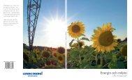 Energin och miljön - Kraftringen Service