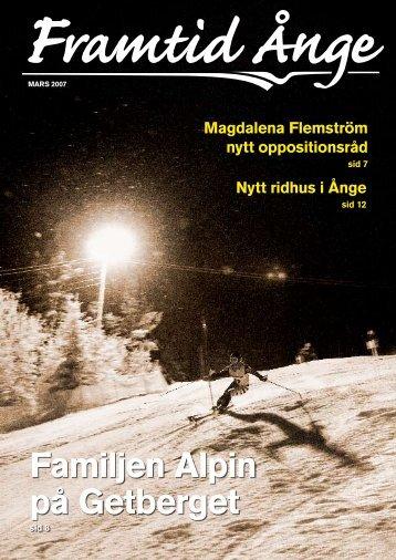 ANGE tidning 1_07.pdf - Ånge kommun