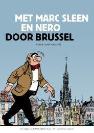MET EN DOOR MARC SLEEN NERO BRUSSEL - Stichting Marc ...