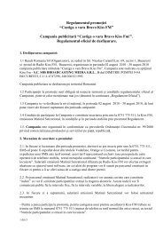 Regulament promotie Bravo Kiss FM rev. 1 CG