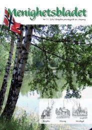 Nr 3 / 2010 Ringebu prestegjeld 66. årgang - Ringebu Stavkirke