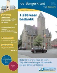 de Burgerkrant - Open VLD Bornem