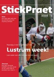 Lustrum week! - USHC