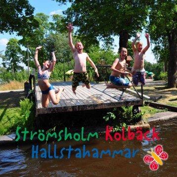 Turistbroschyr (pdf 9 Mb) - Hallstahammar