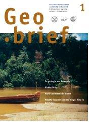 Geobrief 1 — 2008 - kngmg