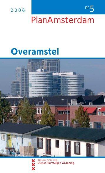 Plan Amsterdam - De Amstel Verandert
