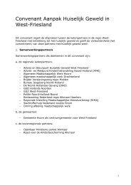 b 2012_111 Plan van Aanpak Huiselijk Geweld en - Deelraad