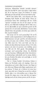 Fadderskap (Sponsorship) - Anonyma Alkoholister i Sverige - Page 5