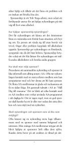 Fadderskap (Sponsorship) - Anonyma Alkoholister i Sverige - Page 7