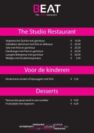 Download Menu Robbie Williams kaart