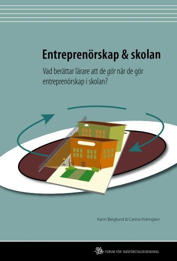 Entreprenörskap och skolan