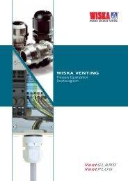 WISKA VentIng - WISKA - Cable Glands