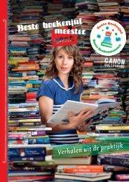 Beste boekenjuf meester
