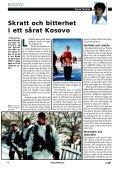 Kosovo Kosovo - Sveriges reservofficerare - Page 4