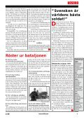 Kosovo Kosovo - Sveriges reservofficerare - Page 7
