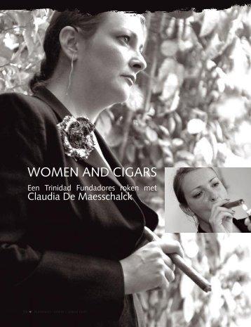 WOMEN AND CIGARS - Joris Luyten