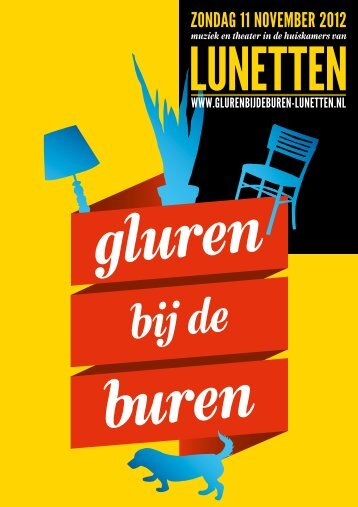 Programma - Theater de Musketon