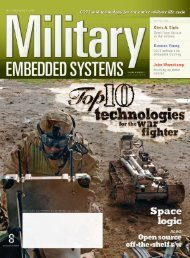 Military Embedded Systems - January 2008