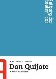 Don Quijote - Aalborg Teater