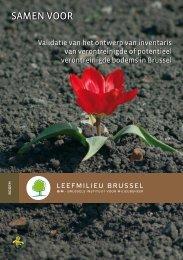 Leefmilieu Brussel - BIM - IBGE