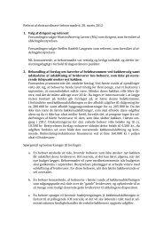 Referat af ekstraordinært beboermøde d. 28. marts 2012 1. Valg af ...