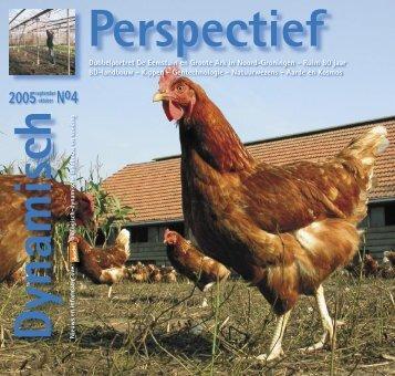 Dynamisch Perspectief 2005 - BD-Vereniging